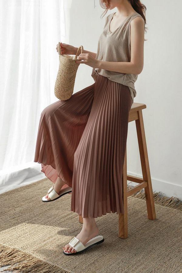 Những kiểu quần dài cứ mặc là đẹp là mát bất chấp nắng nóng thế nào - Ảnh 8