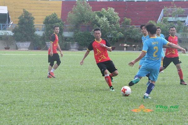 Press Cup 2019 khu vực TP.HCM: Báo Người tiêu dùng chiến thắng kịch tính trước Báo Tuổi trẻ - Ảnh 1