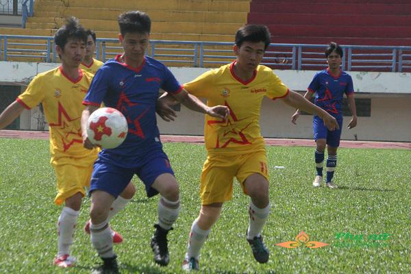 Press Cup 2019 khu vực TP.HCM: Báo Người tiêu dùng chiến thắng kịch tính trước Báo Tuổi trẻ - Ảnh 2