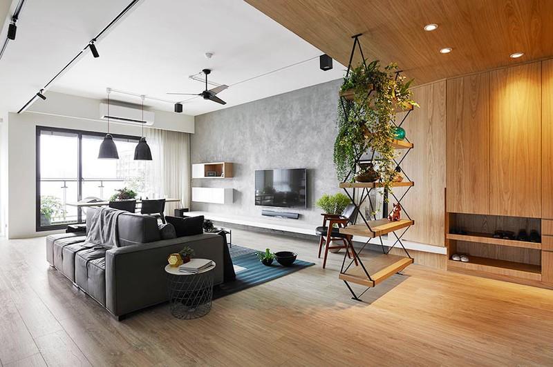 Ngôi nhà 40m2 đơn giản dành cho gia đình 4 người - Ảnh 3