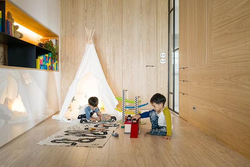 Ngôi nhà 40m2 đơn giản dành cho gia đình 4 người - Ảnh 5