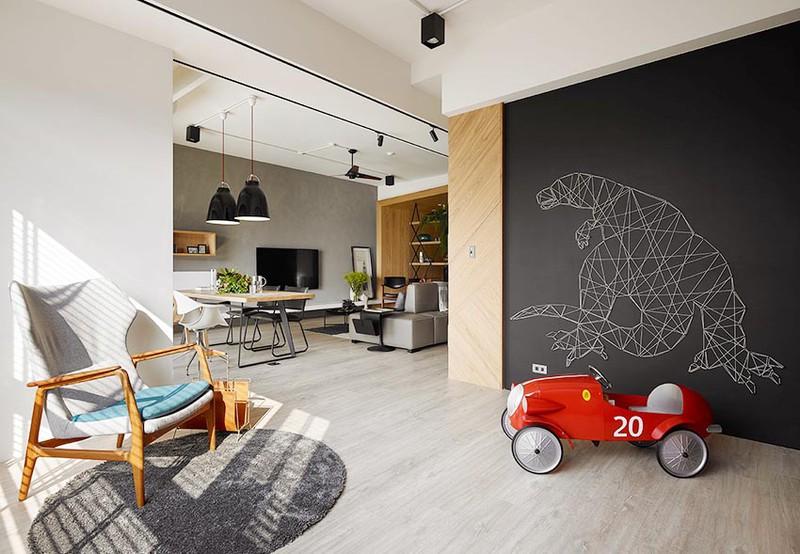 Ngôi nhà 40m2 đơn giản dành cho gia đình 4 người - Ảnh 6