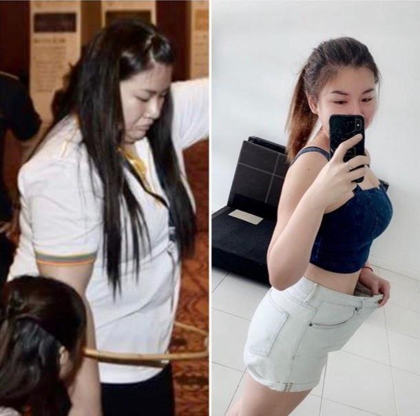 Cô gái từng nặng 122 kg đổi đời, thành hot girl nổi tiếng hậu giảm cân - Ảnh 2