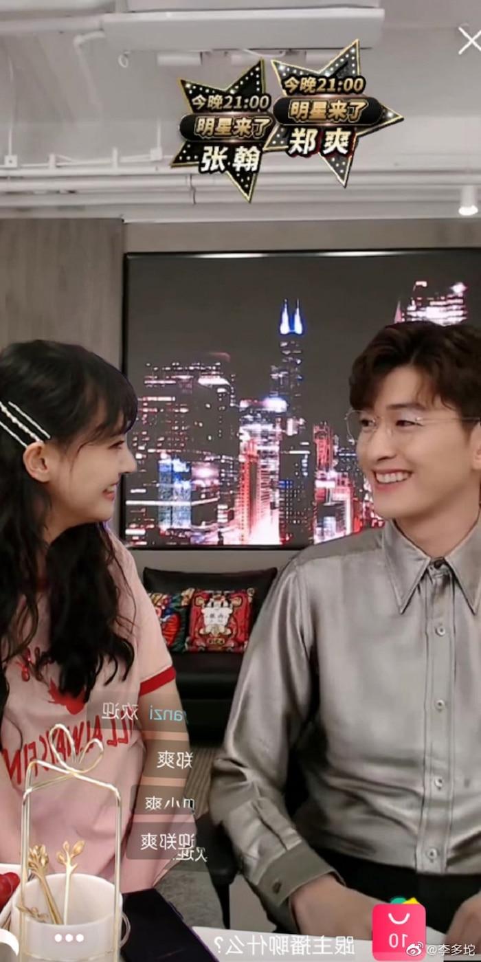 Bất ngờ trước hình ảnh cười nói vui vẻ của Trịnh Sảng và Trương Hàn sau 6 năm chia tay - Ảnh 2