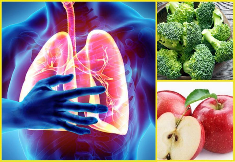 Thực phẩm lọc sạch phổi ngay tại nhà hiệu quả nhanh chóng - Ảnh 1