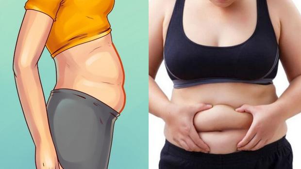 3 kiểu béo bụng không phải do tăng cân mà là lời 'ngầm báo' căn bệnh rất dễ mắc phải - Ảnh 1