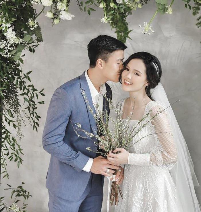 Quỳnh Anh mang thai con trai cho Duy Mạnh, sắp sinh vào tháng 6 năm nay - Ảnh 1