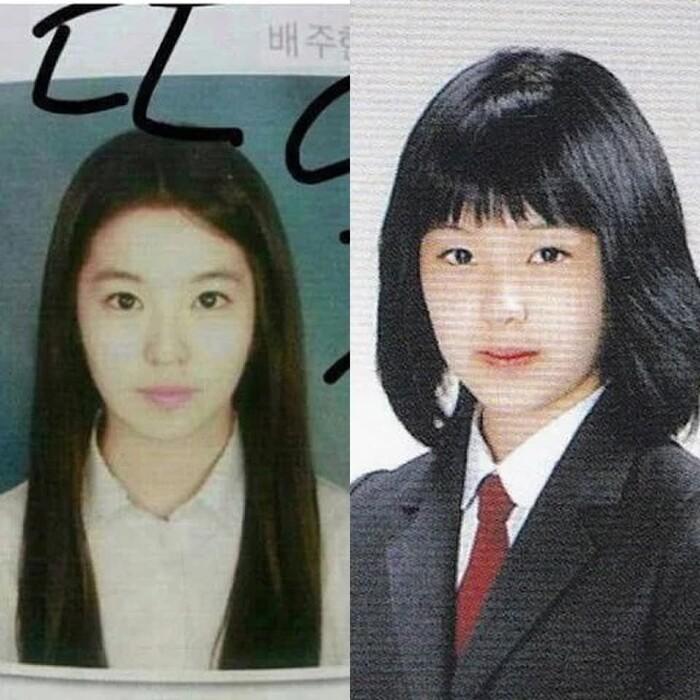 Nhan sắc tự nhiên 'không dao kéo' qua loạt ảnh tốt nghiệp của các nữ thần K-Pop - Ảnh 9