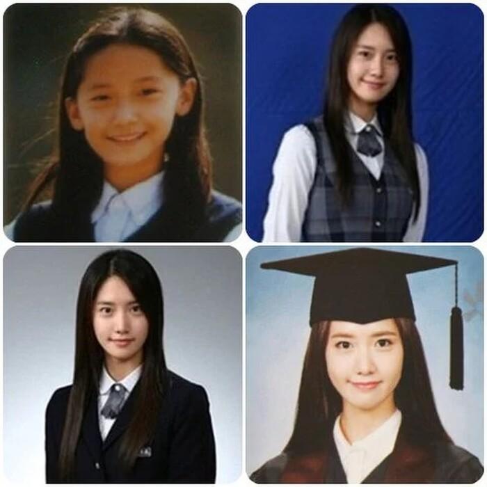 Nhan sắc tự nhiên 'không dao kéo' qua loạt ảnh tốt nghiệp của các nữ thần K-Pop - Ảnh 25