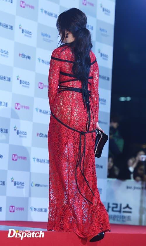 Những màn hở bạo tại lễ trao giải đi vào lịch sử showbiz Hàn - Ảnh 14
