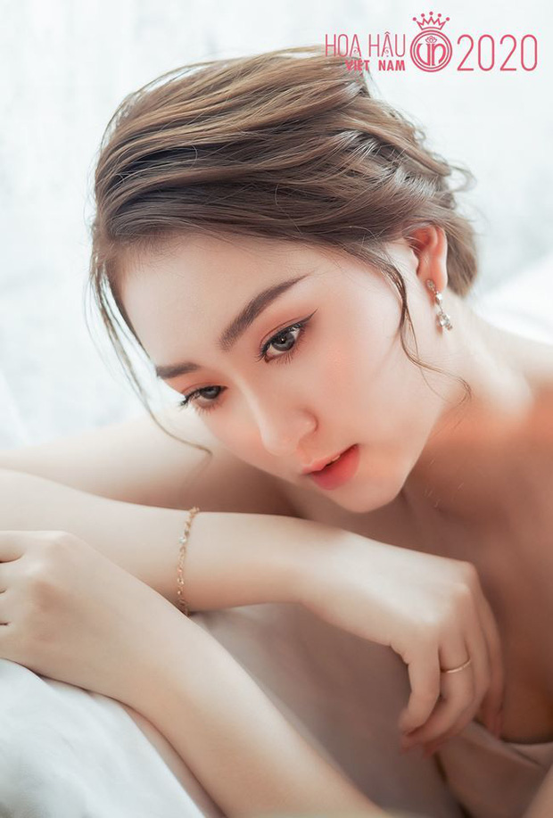 Người đẹp 2K Hà Nội gây sốc khi 3 tháng không ăn cơm để thi Hoa hậu Việt Nam 2020 - Ảnh 1