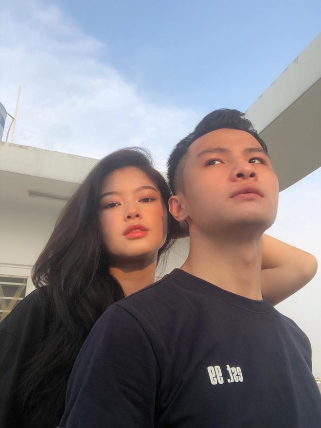 Bắt chước cặp đôi Hàn Quốc 'sống ảo' bất chấp, couple trai xinh gái đẹp vẫn được khen vì quá dễ thương - Ảnh 8