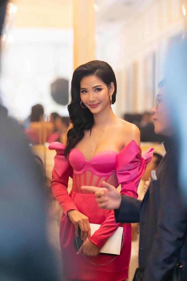 Thúy Vân nghĩ gì về màn 'chơi trội' hơn cả cô dâu của Hoàng Thùy? - Ảnh 3