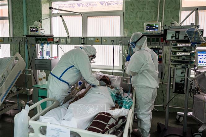Số ca tử vong vì COVID-19 trên thế giới vượt 1 triệu người - Ảnh 1