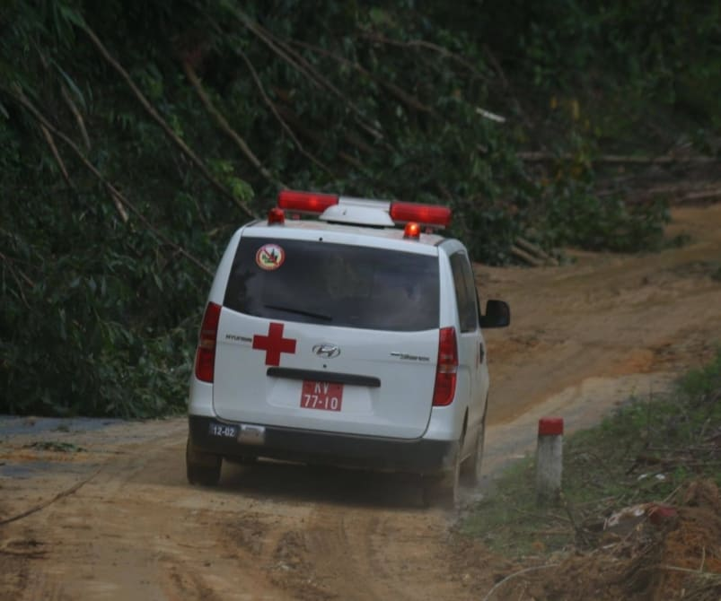 Tìm thấy 33 người sống sót trong vụ sạt lở đất ở Trà Leng – Quảng Nam - Ảnh 2
