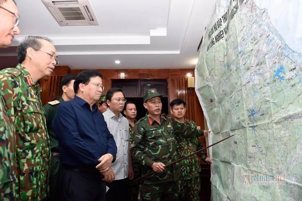 Sạt lở đất vùi lấp 53 người ở Quảng Nam, đã tìm thấy 7 thi thể - Ảnh 2