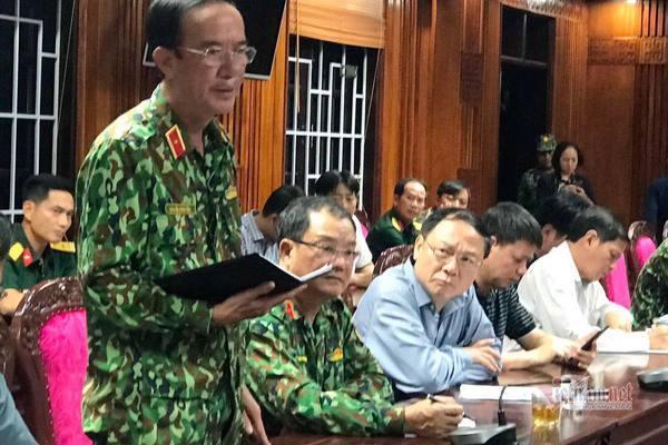 Sạt lở đất vùi lấp 53 người ở Quảng Nam, đã tìm thấy 7 thi thể - Ảnh 3