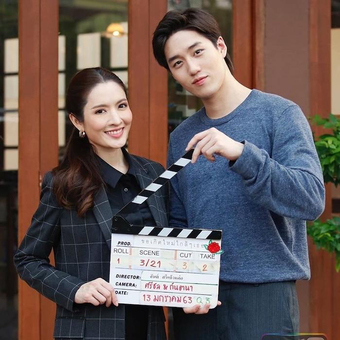 5 cặp đôi 'phi công trẻ lái máy bay bà già' mới trên màn ảnh Thái Lan năm 2020 - 2021 - Ảnh 11