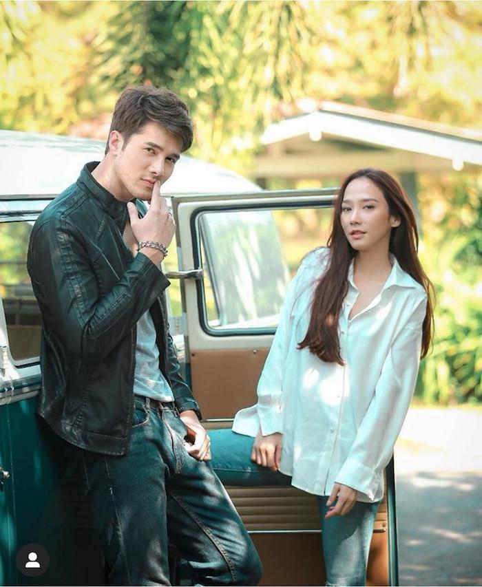 5 cặp đôi 'phi công trẻ lái máy bay bà già' mới trên màn ảnh Thái Lan năm 2020 - 2021 - Ảnh 3