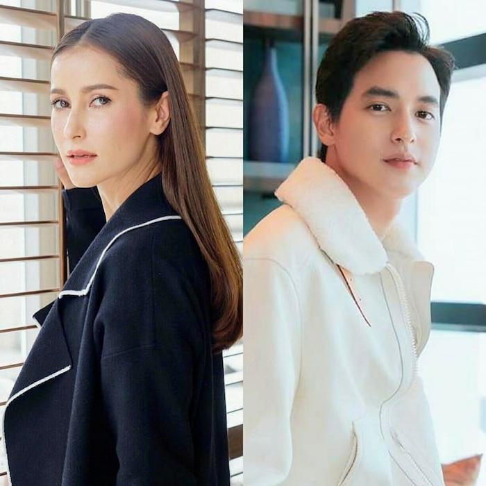 5 cặp đôi 'phi công trẻ lái máy bay bà già' mới trên màn ảnh Thái Lan năm 2020 - 2021 - Ảnh 6