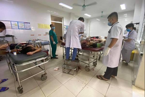 Vụ truy sát gia đình vợ cũ ở Hà Tĩnh, hai chị gái tử vong - Ảnh 1