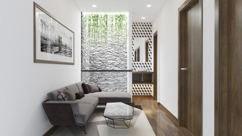 Tầng lửng, giải pháp hữu ích cho những ngôi nhà ở đô thị - Ảnh 9