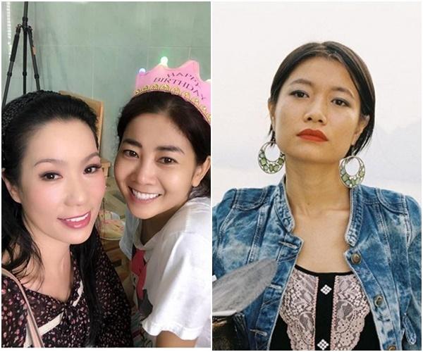 Bị mỉa mai 'bà cô già đu bám' Mai Phương, Trịnh Kim Chi gọi thẳng Trà My là 'thành phần Chí Phèo' - Ảnh 1