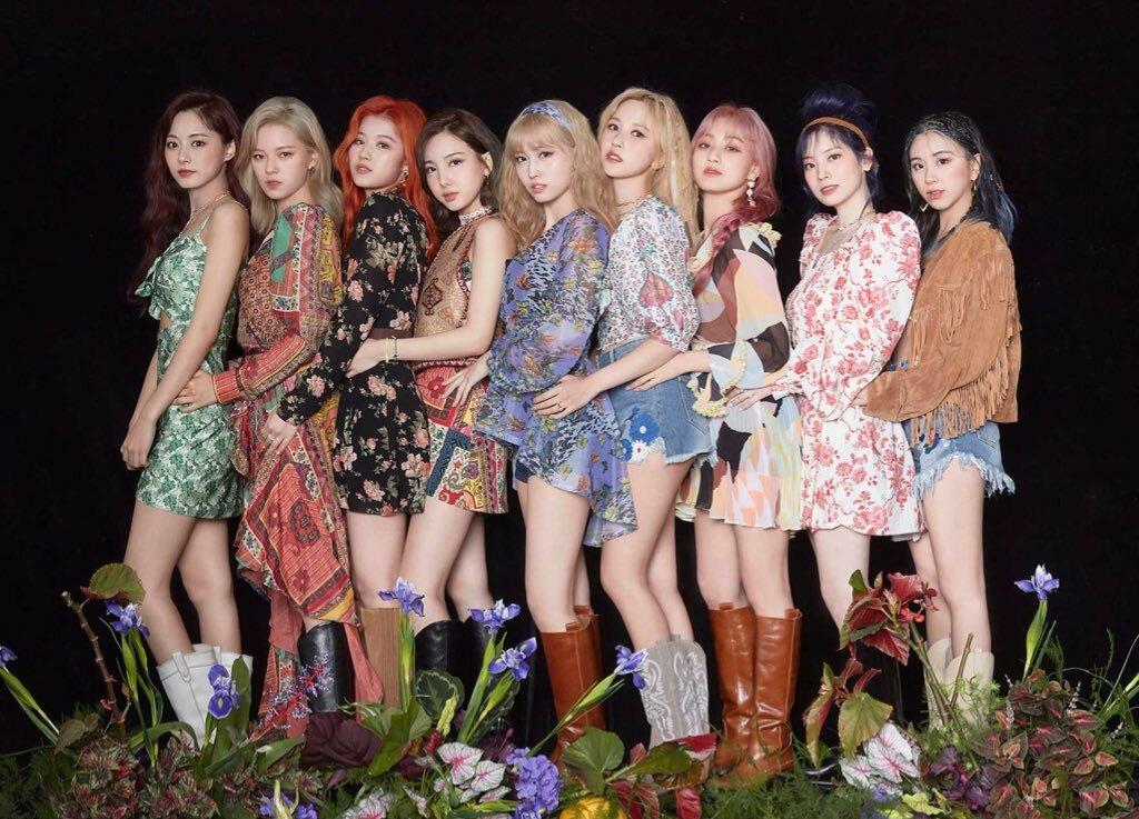 Twice 'chốt đơn' phá đảo BTS, IZONE sau 1 ngày comeback - Ảnh 2