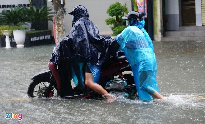 Nghệ An đến Quảng Bình còn hứng chịu mưa lớn - Ảnh 1