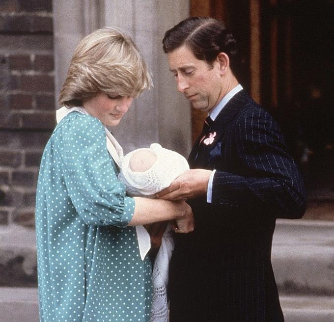 Diana vật lộn nhiều năm với chứng trầm cảm sau sinh - Ảnh 1