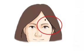 4 nốt ruồi 'cay đắng' trên mặt phụ nữ, hôn nhân thường trục trặc, dễ cô đơn cả đời - Ảnh 2