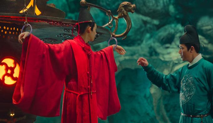 'Cười ngất' vì phim cổ trang Trung Quốc lộ 'sạn siêu to khổng lồ', lừa khán giả - Ảnh 6