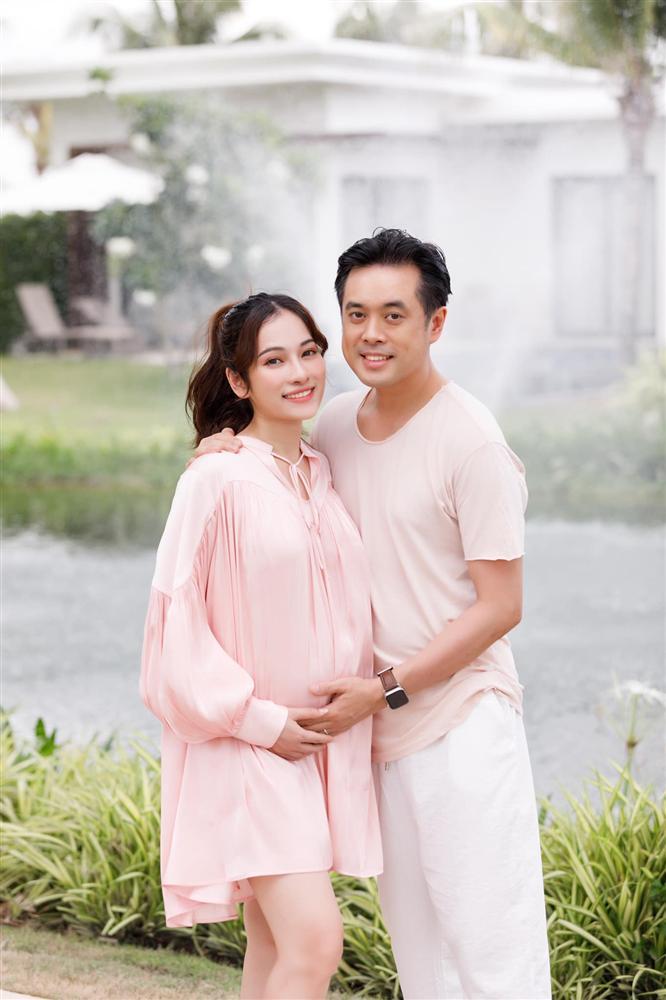 Hé lộ giới tính những cặp song thai chuẩn bị chào đời của showbiz Việt - Ảnh 2