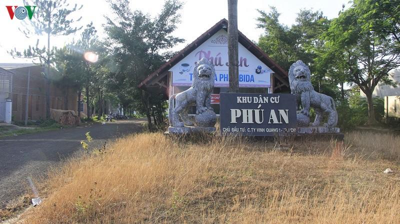 Những dấu hiệu lừa đảo tại Dự án nhà ở Phú An, Pleiku, Gia Lai - Ảnh 1