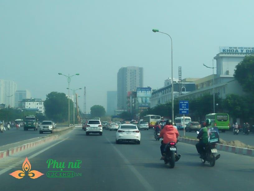 Ô nhiễm không khí: Người bệnh hen phế quản làm gì để tránh gặp 'tử thần'? - Ảnh 2