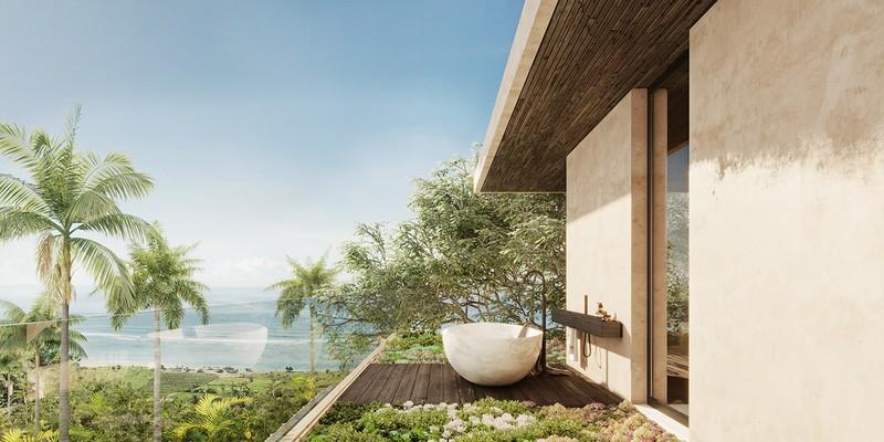 Biệt thự nghỉ dưỡng tuyệt đẹp bên bờ biển - Ảnh 14