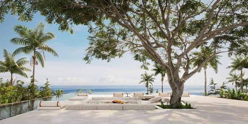 Biệt thự nghỉ dưỡng tuyệt đẹp bên bờ biển - Ảnh 3