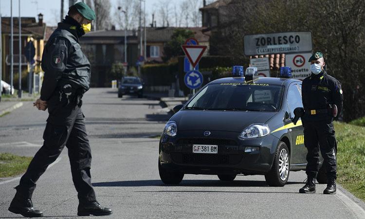 Số người chết vì nCoV ở Italy vượt Iran - Ảnh 1