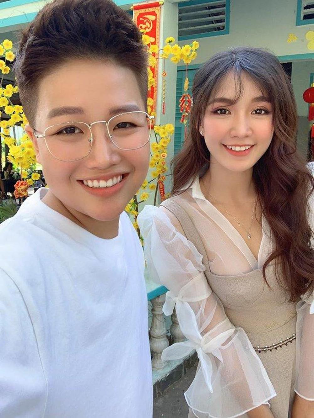 3 cặp đồng tính đẹp nhất châu Á: Nhan sắc thượng thừa, thần thái đỉnh cao lại còn 'tình bể bình' triệu người ghen tỵ - Ảnh 8