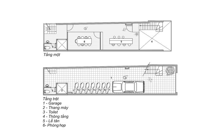 Ngôi nhà 'hai trong một' của giám đốc - Ảnh 15