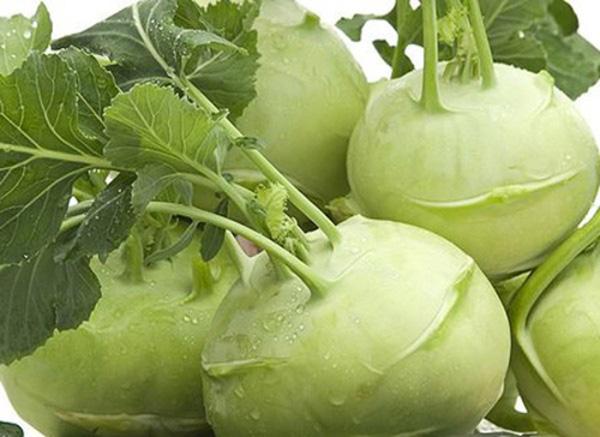 5 lợi ích hiếm có của củ su hào mà khó có thực phẩm nào thay thế được - Ảnh 1