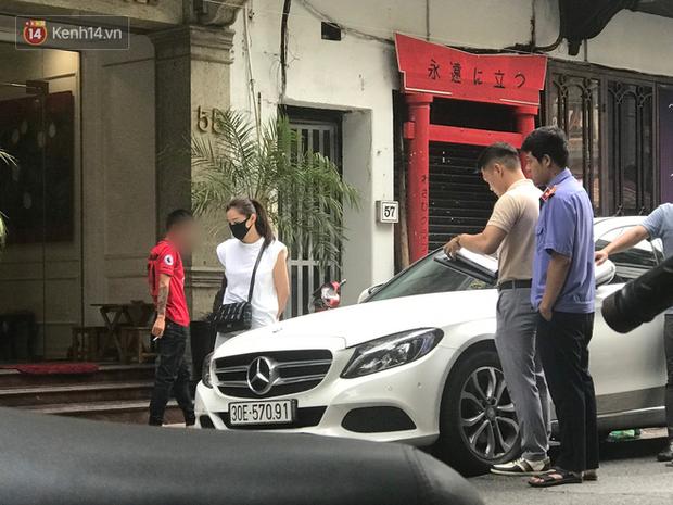 Lưu Đê Ly và antifan ẩu đả, giật tóc trên phố Hàng Buồm: Công an vào cuộc, nhân chứng tường trình - Ảnh 3