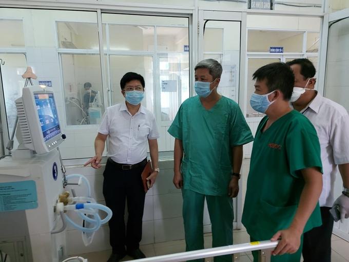 24 giường ICU sẵn sàng đón bệnh nhân Covid-19 nặng - Ảnh 1