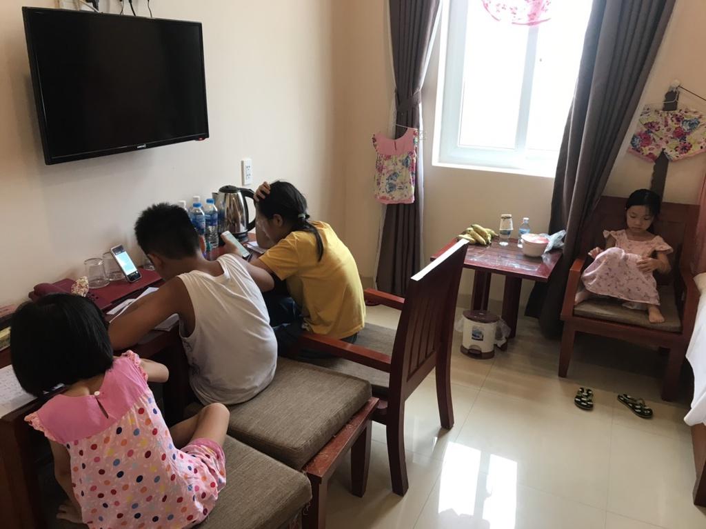 Đại gia đình 22 người mắc kẹt giữa tâm dịch Đà Nẵng - Ảnh 2