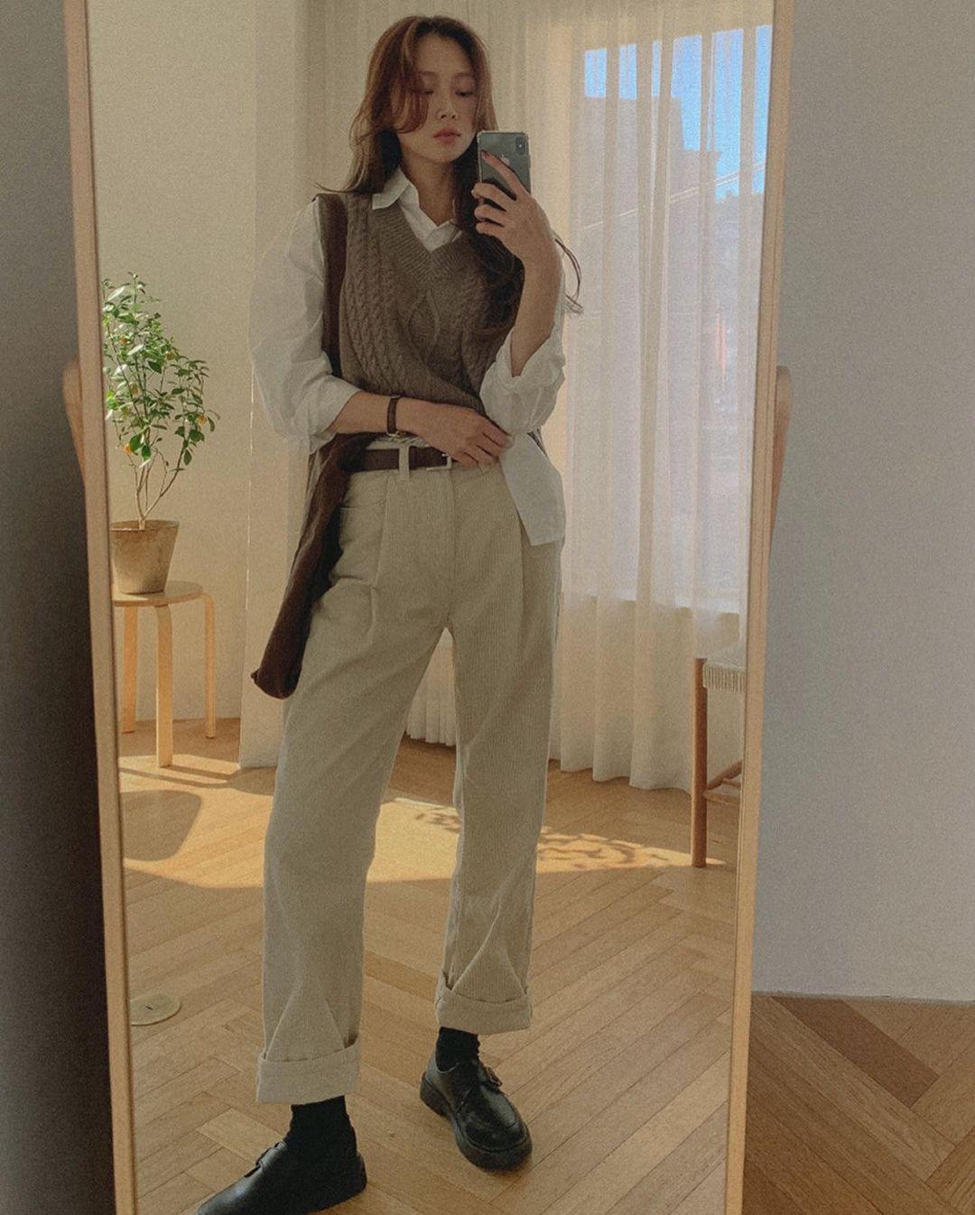 5 kiểu trang phục mùa Đông sẽ khiến bạn tăng 5kg, eo thon thả đến đâu mặc vào cũng thành 'dìm dáng', thấp lùn - Ảnh 5