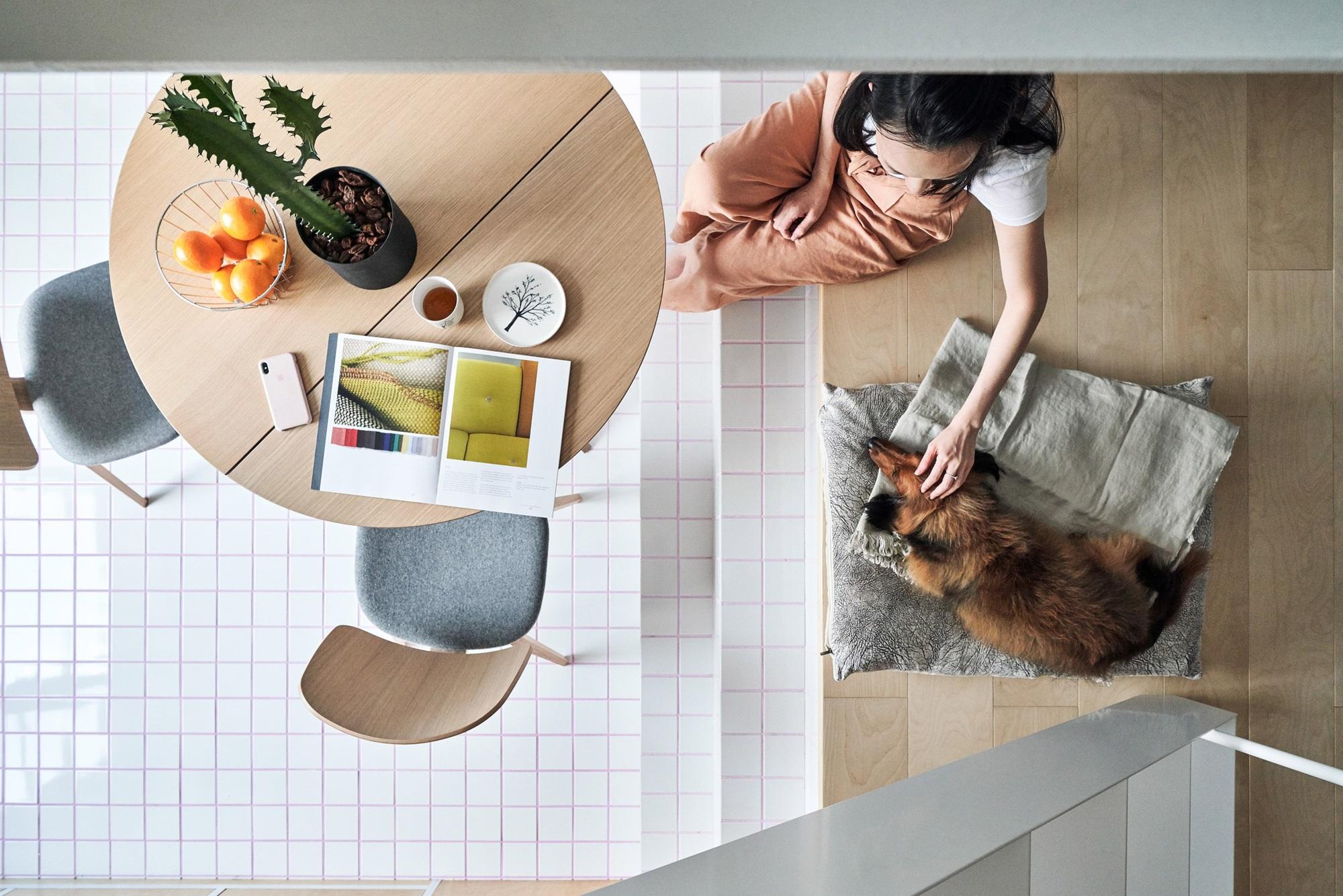 Căn hộ rộng 33m² siêu ấn tượng từ cách thiết kế đến bài trí nội thất - Ảnh 7