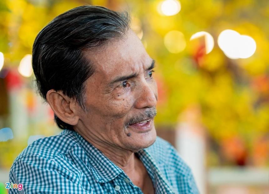 Nghệ sĩ Thương Tín được tặng ôtô và 400 triệu đồng - Ảnh 1