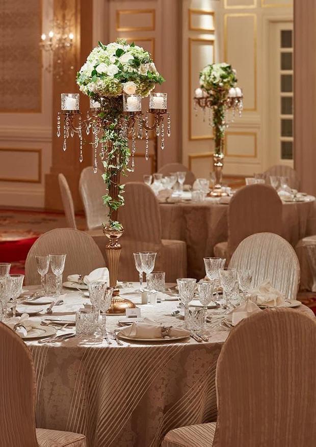 Toàn cảnh lễ ăn hỏi Công Phượng: Khách sạn đắt nhất Sài Gòn, chi phí tiệc 3 triệu/người - Ảnh 7