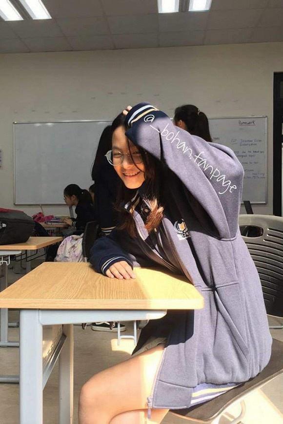 Con gái MC Phan Anh cao nổi bật, có tố chất người mẫu ở tuổi 14 - Ảnh 6