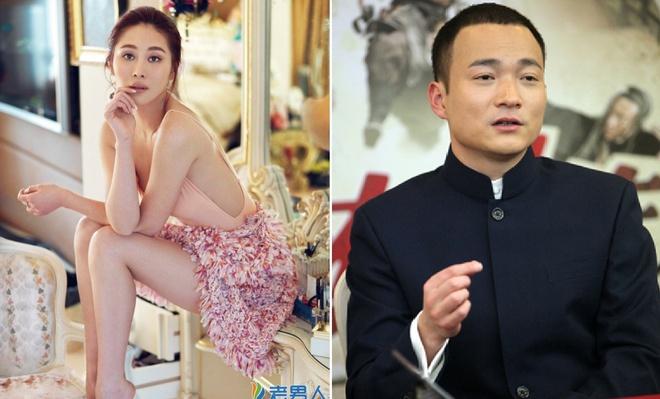 Sao nữ Trung Quốc bị quấy rối ngay trước ống kính - Ảnh 2